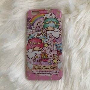 Little twin stars iPhone 8plus case